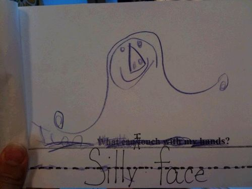 1sillyface