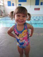 Swimming Princesses!