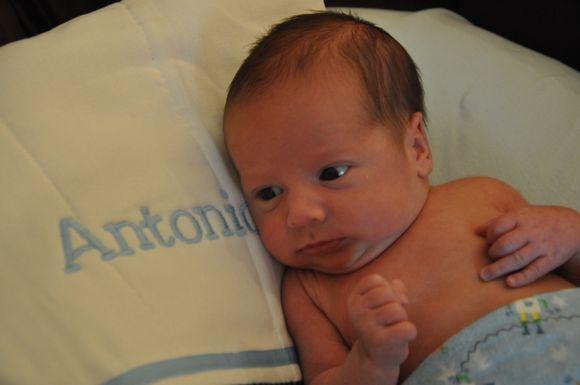 Three weeks old